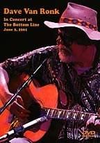 Dave Van Ronk: In Concert At The Bottom Line 2001 DVD: Guitar: Instrumental