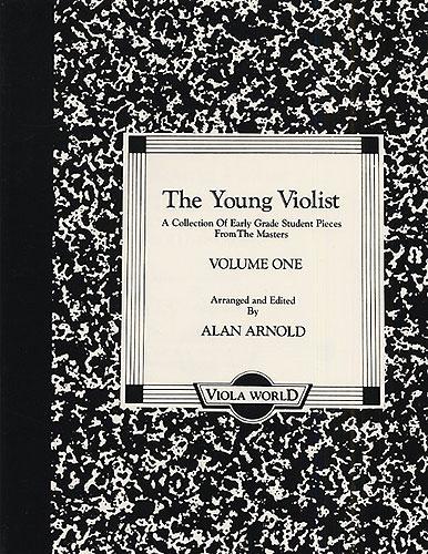 Alan Arnold: The Young Violist - Volume One: Viola: Instrumental Album