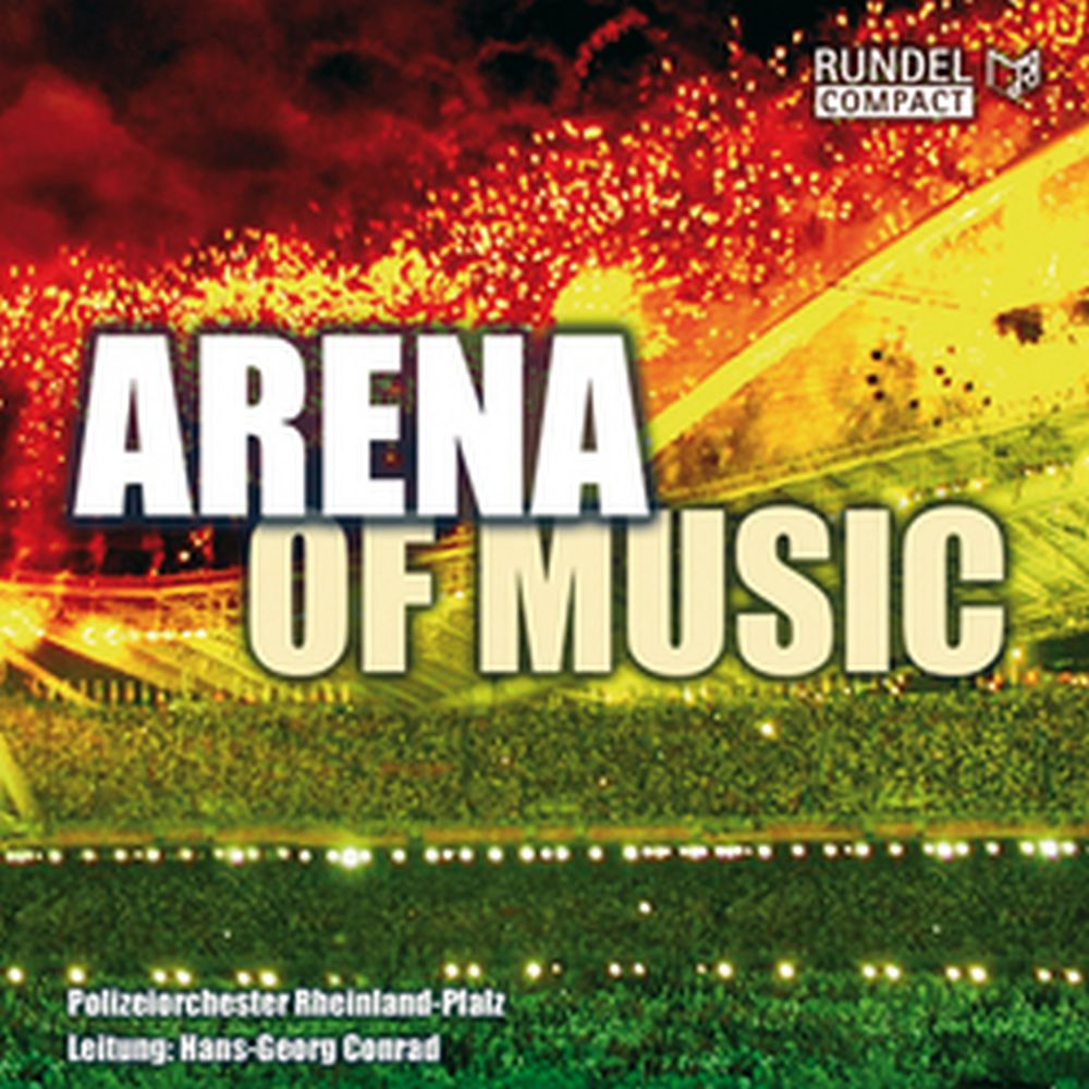 Arena Of Music: CD