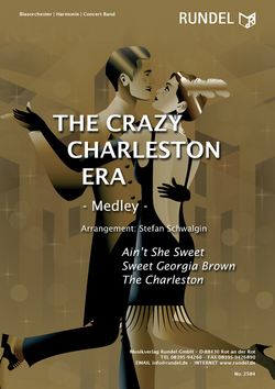 The Crazy Charleston Era: Concert Band: Score and Parts