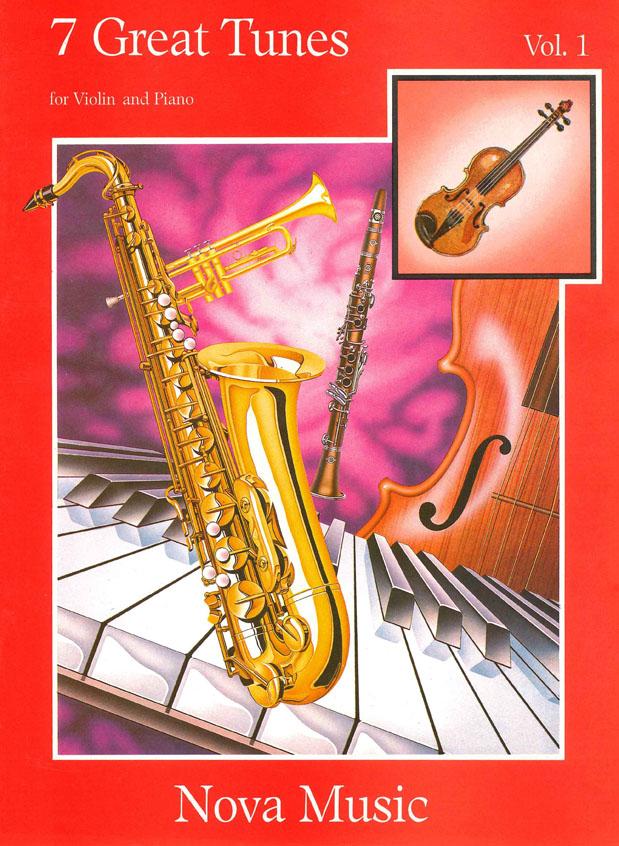 7 Great Tunes Vol.1: Violin: Instrumental Album