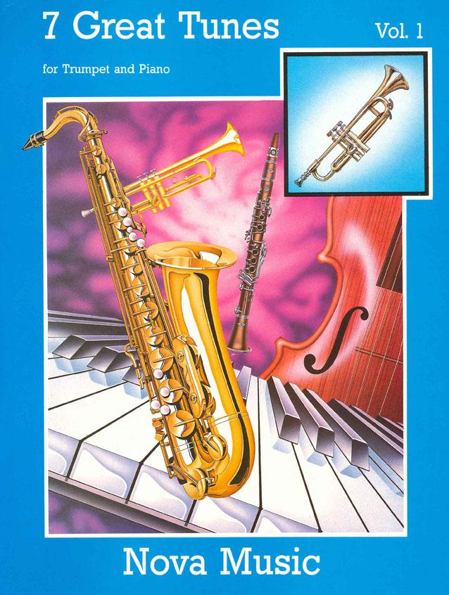7 Great Tunes Vol.1: Trumpet: Instrumental Album