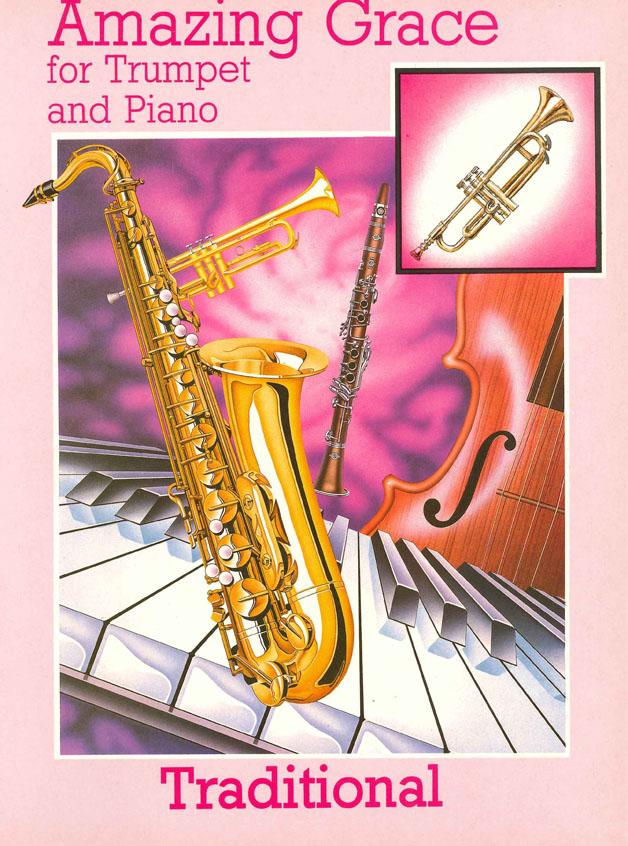 Amazing Grace: Trumpet: Instrumental Album