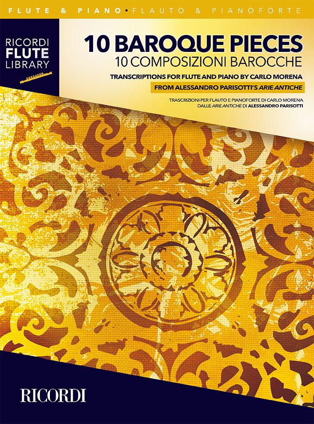 10 Composizioni barocche: Flute