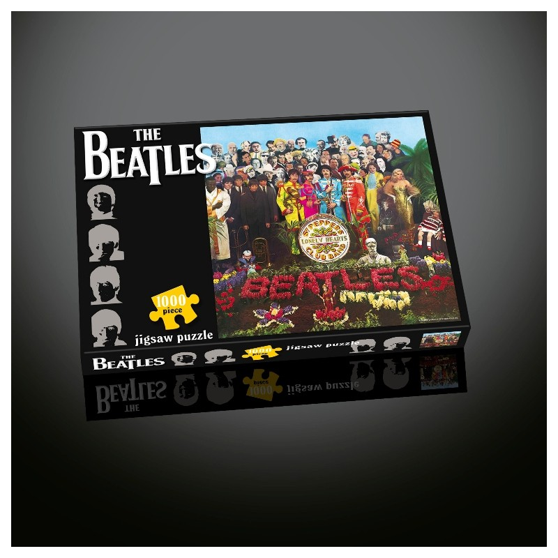 The Beatles Sgt. Pepper 1000 Piece Puzzle: Game