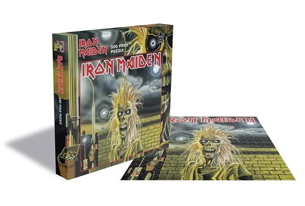 Iron Maiden Iron Maiden 500 Piece Jigsaw Puzzle: Game
