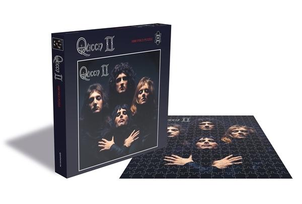 Queen Queen II 1000 Piece Jigsaw Puzzle: Game