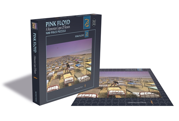 Pink Floyd A Momentary Lapse 500 Piece Jigsaw: Game