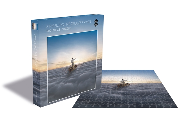 Pink Floyd The Endless River 500 Piece Jigsaw: Game
