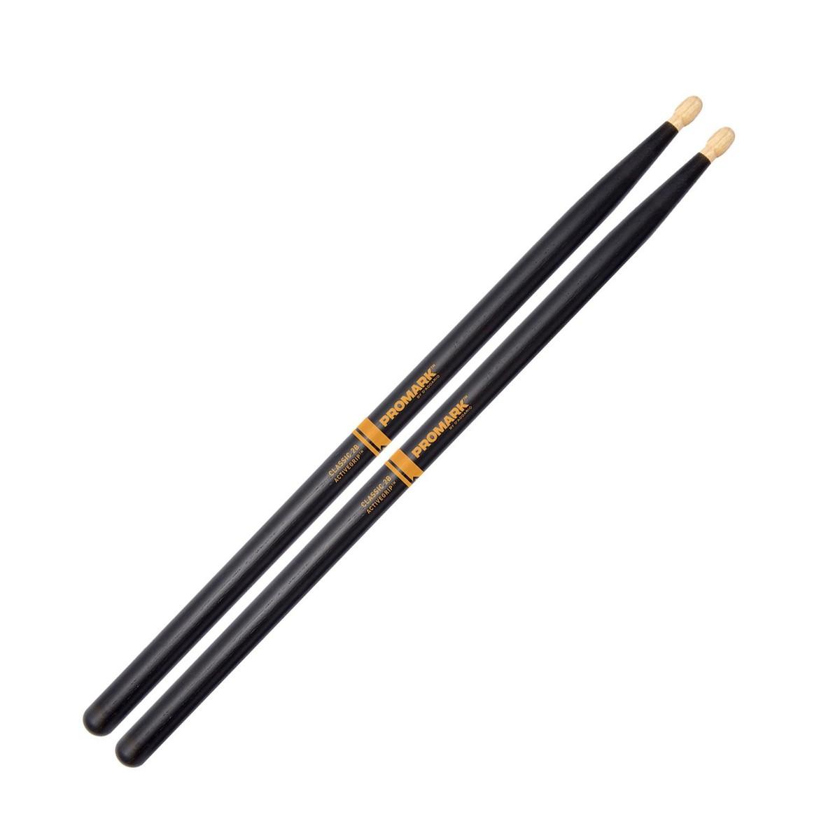 Classic 2B Active Grip: Drumsticks