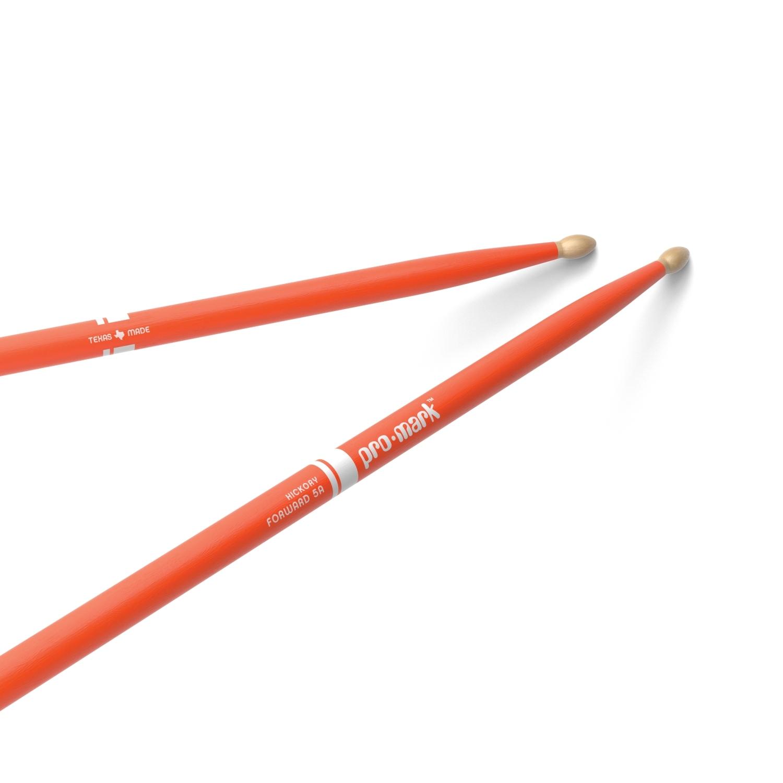 Classic 5A Orange Drumsticks 1 Pair: Drumsticks
