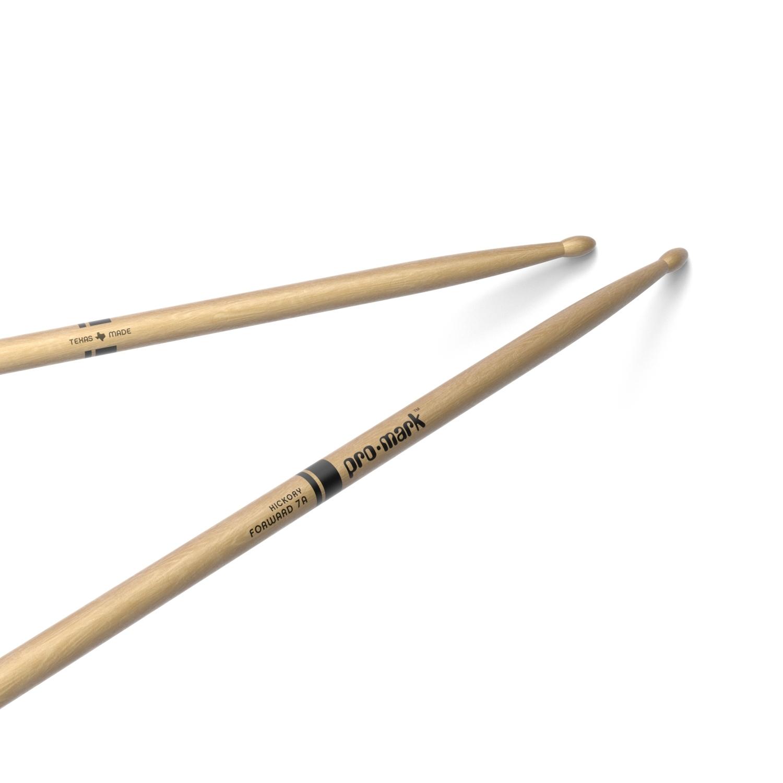 7A Wood Tipped Hickory Drumsticks: Drumsticks