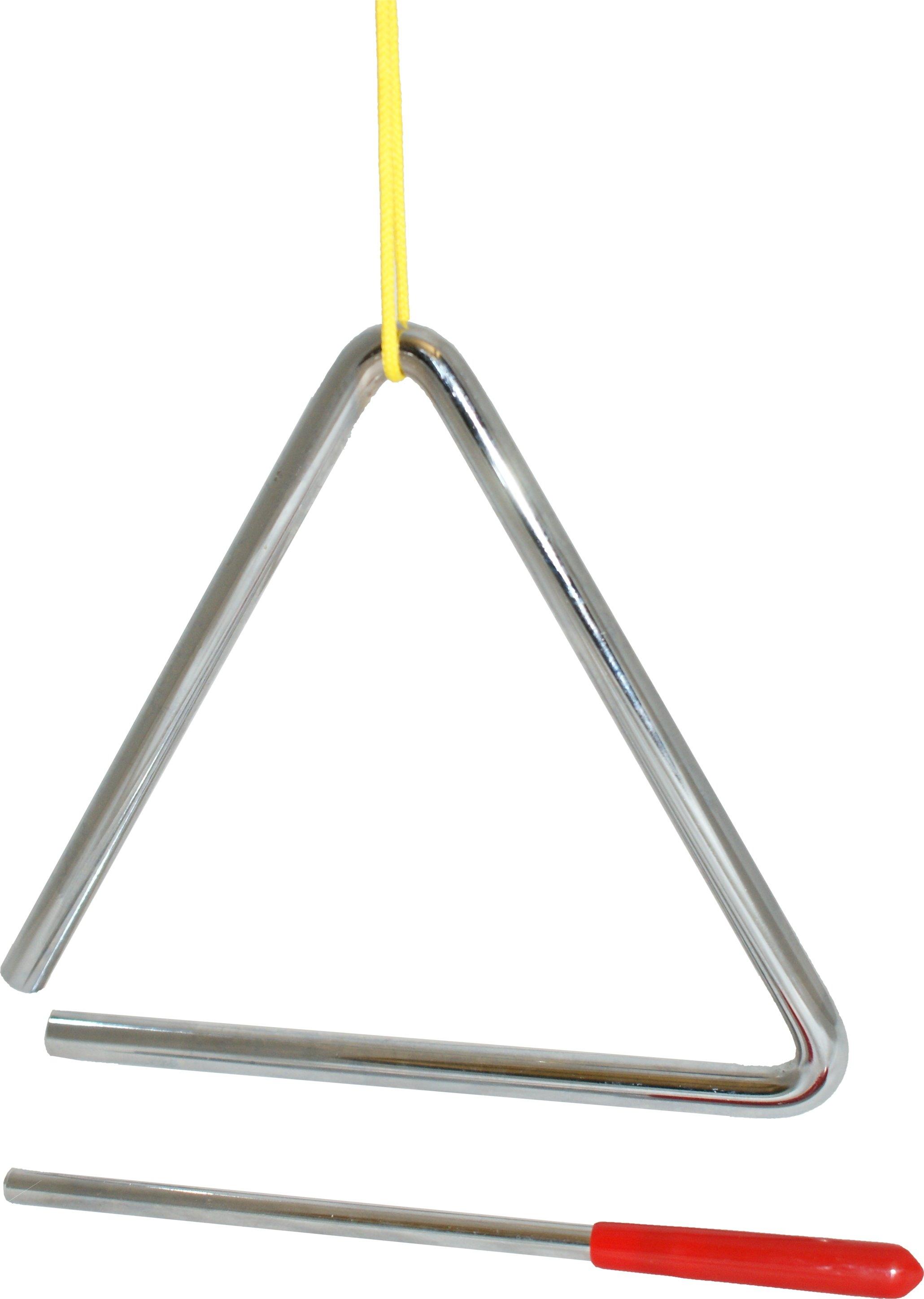 6 Inch Triangle: Percussion