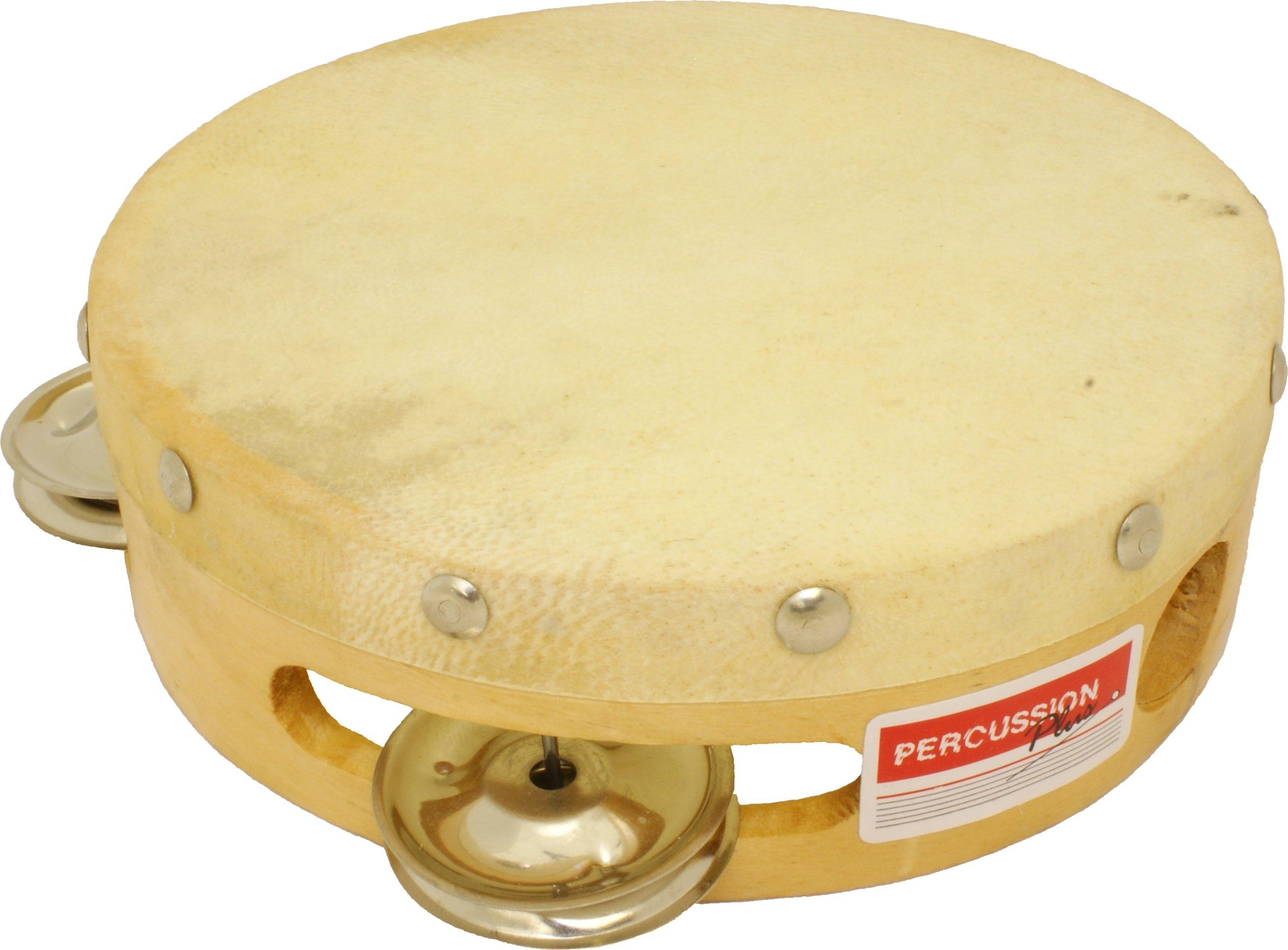 6 Inch Tambourine: Percussion