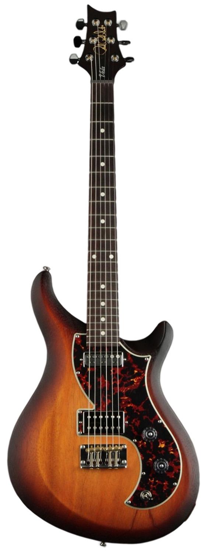 S2 Vela Satin McCarty Tobacco Sunburst: Guitars