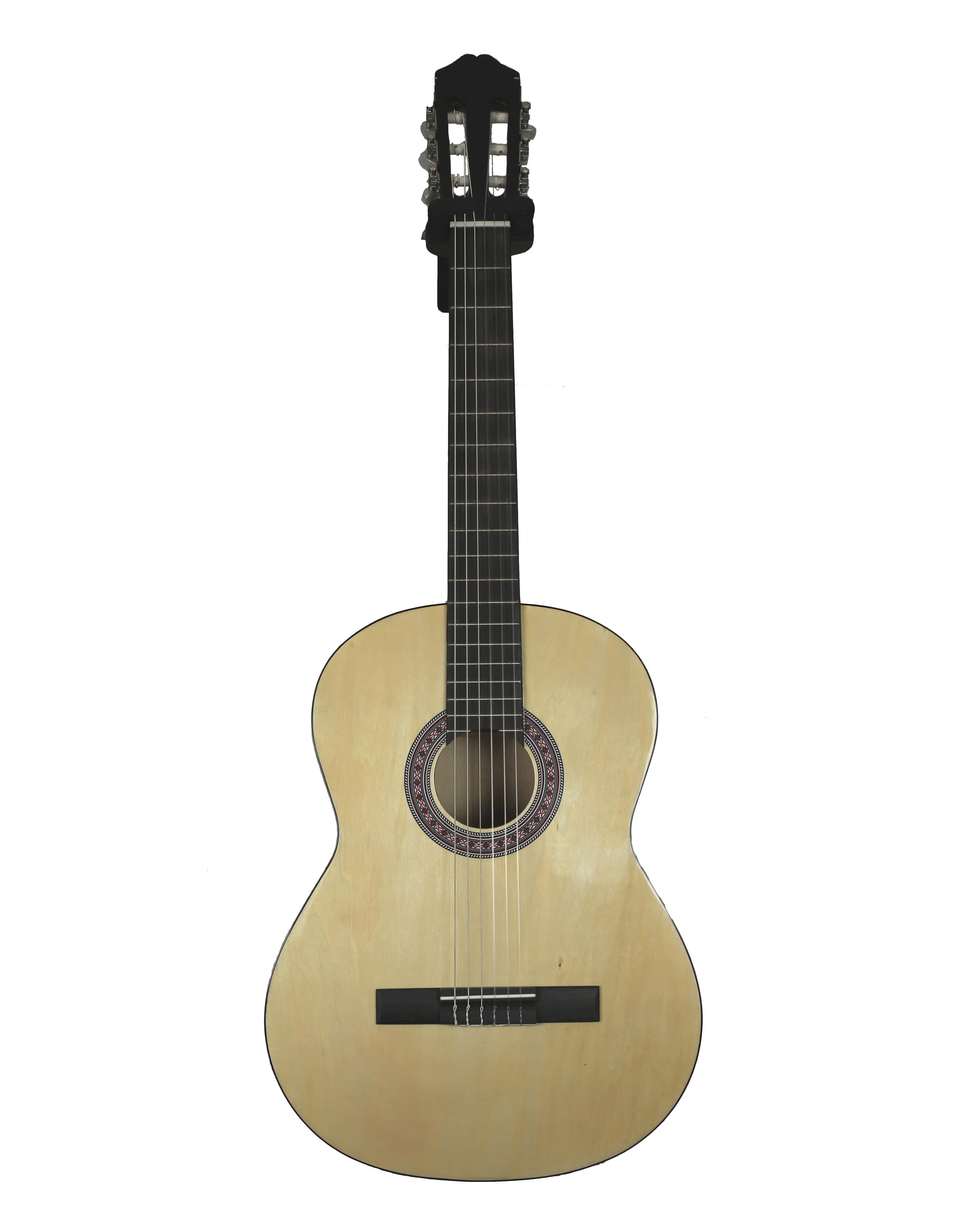 Pure Tone Classical Guitar 1/2 size C45A Natural: Classical Guitar