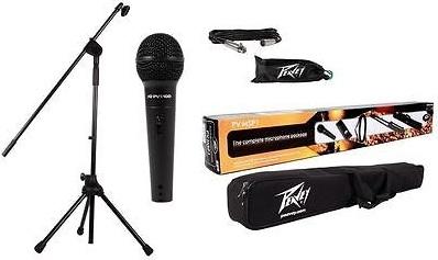 Microphone Pack: Microphone