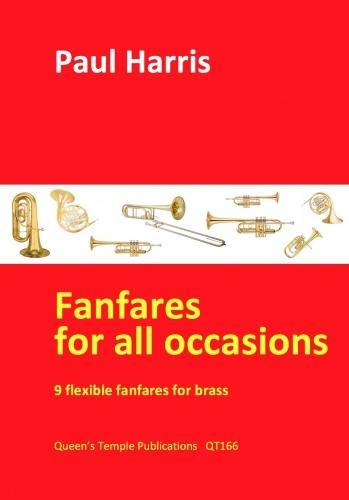 Paul Harris: Fanfares for all Occasions: Brass Ensemble: Instrumental Album