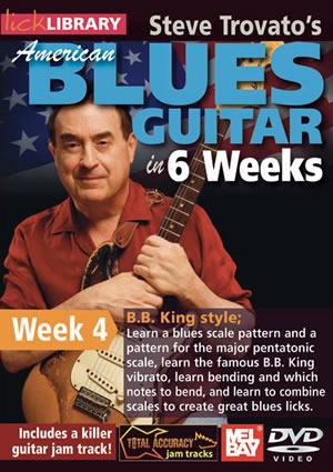 B.B. King: American Blues In 6 Weeks - Week 4: Guitar: Instrumental Tutor