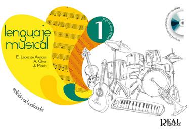 Ángel Oliver Encarnación Arenosa [López de]: Lenguaje Musical Volumen 1: Theory