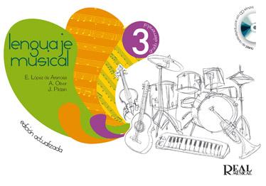 Ángel Oliver Encarnación Arenosa [López de]: Lenguaje Musical Volumen 3: Theory