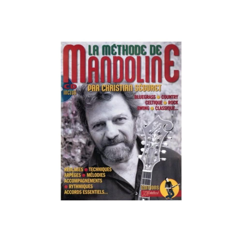 Christian Seguret: La Methode De Mandoline: Mandolin: Instrumental Tutor