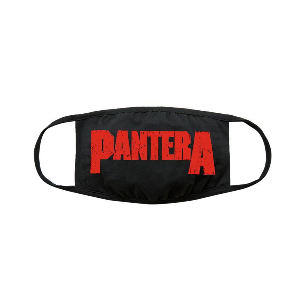 Pantera Logo Face Covering: Clothing