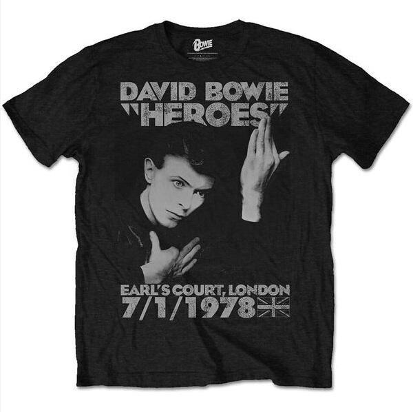 David Bowie Heroes Earl