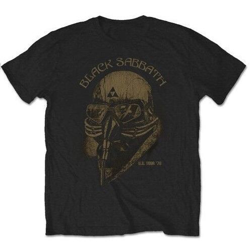 Black Sabbath US Tour 78 Avengers T Shirt XL: Clothing