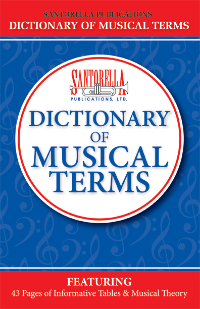 New Dictionary Of Music Terms: Reference