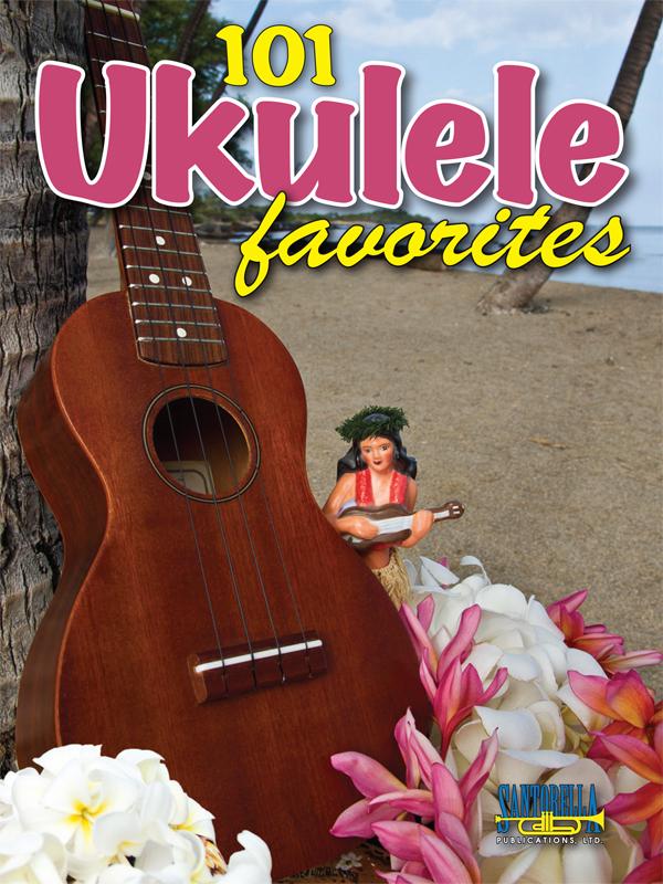 Jonathon Robbins: 101 Ukulele Favorites: Ukulele: Instrumental Collection