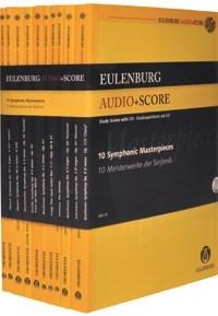 10 Symphonic Masterpieces: Orchestra: Miniature Score