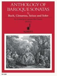 Anthology Of Baroque Sonaten Git: Guitar: Instrumental Album