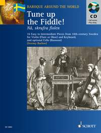 Baroque Around The World Tune Up: Violin: Instrumental Album
