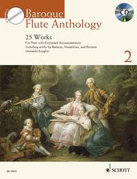 Annabel Knight: Baroque Flute Anthology Vol. 2: Flute: Instrumental Album