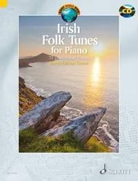 Barrie Carson Turner: Irish Folk Tunes for Piano: Piano: Instrumental Album