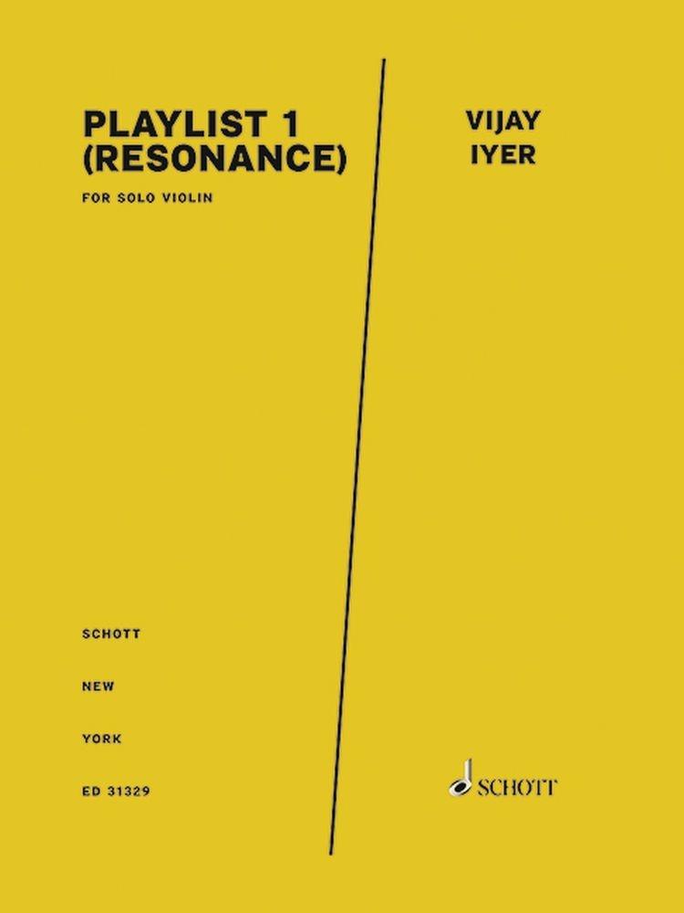 Playlist 1 (Resonance): Violin: Instrumental Album