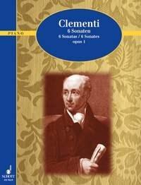 Aldo Clementi: Sonaten(6) Opus 1: Piano