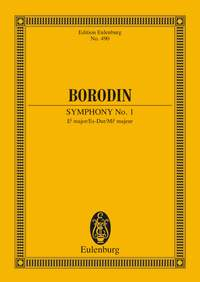 Alexander Porfiryevich Borodin: Symphony No. 1 Eb major: Orchestra: Miniature