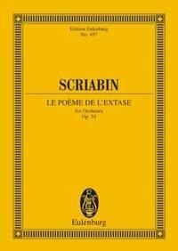 Alexander Scriabin: Le Poème de l