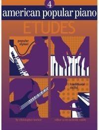 Christopher Norton: American Popular Piano Etudes 4: Piano: Instrumental Tutor