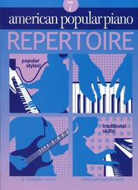 Christopher Norton: American Popular Piano Repertoire 7: Piano: Instrumental