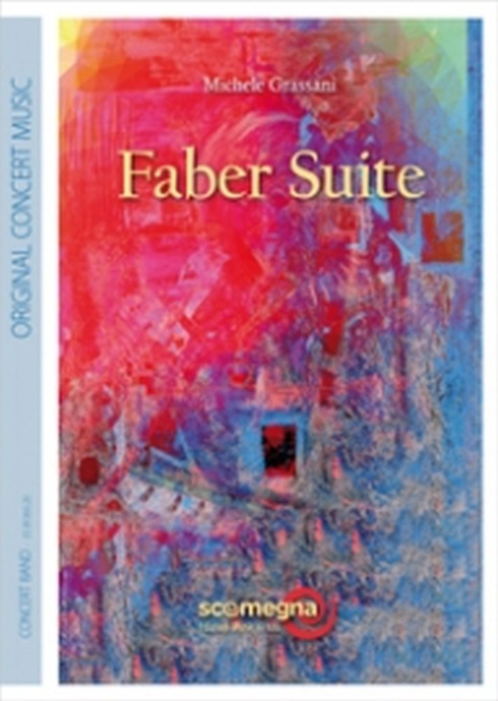 Michele Grassani: Faber Suite: Concert Band