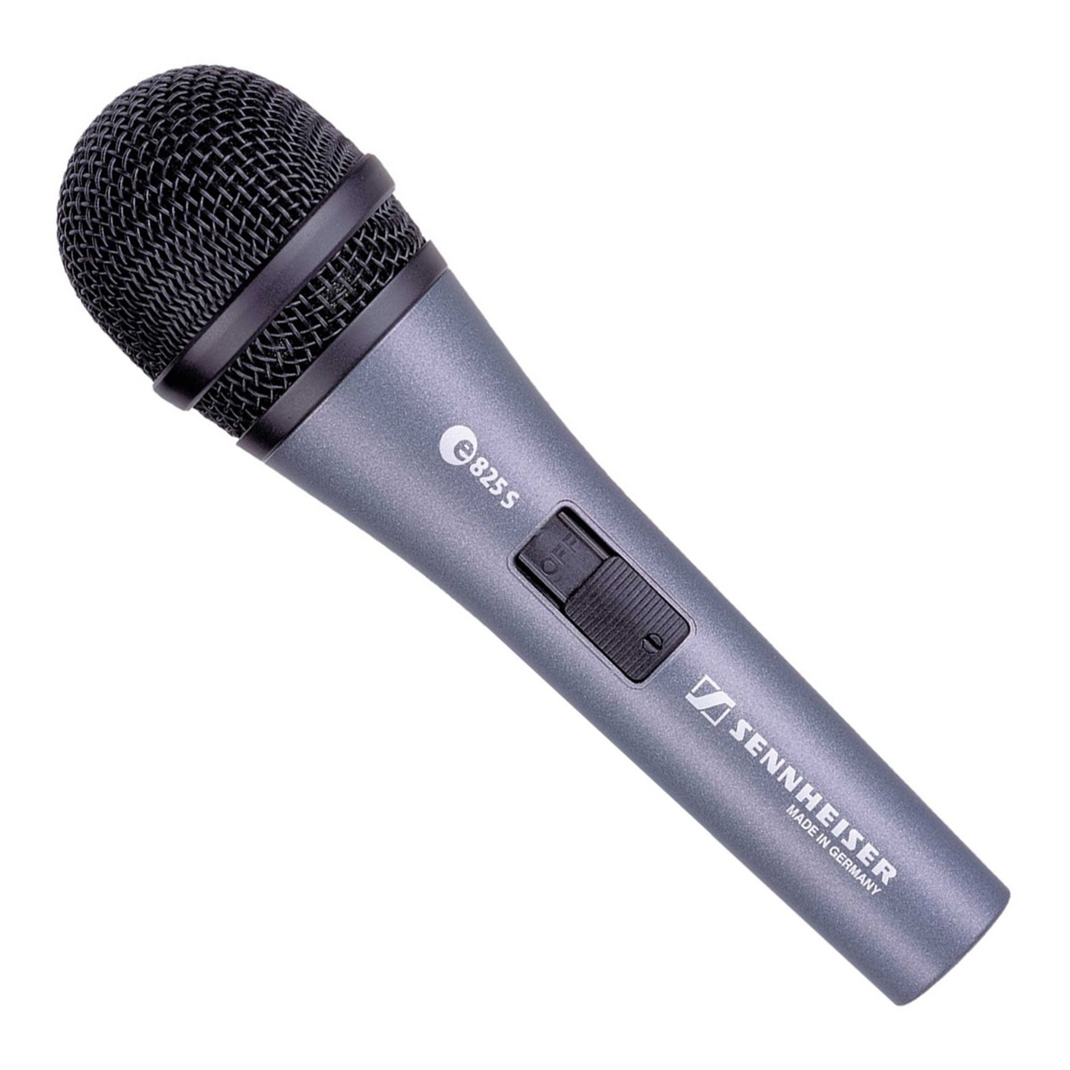 E825S Dynamic Cardioid Vocal Mic Inc Clip And Bag: Microphone