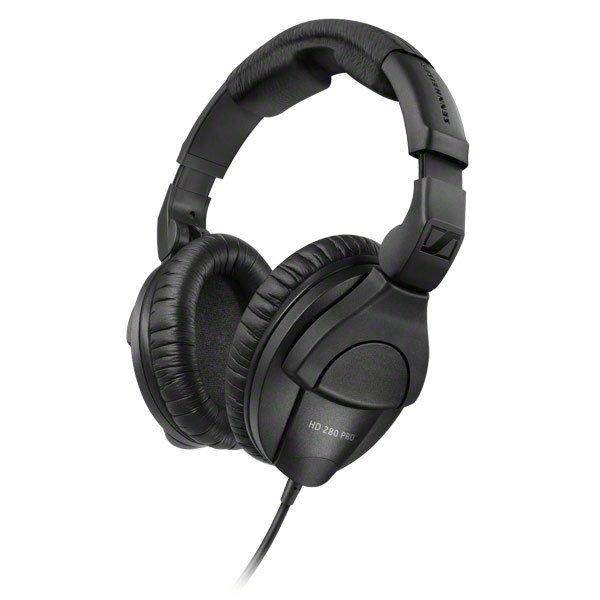 HD280 Pro Dynamic Hi Fi Stereo Headphones Closed: Headphones