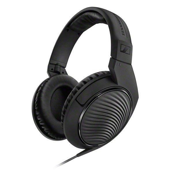 HD200 Pro Hi Fi Stereo Headphones Closed: Headphones