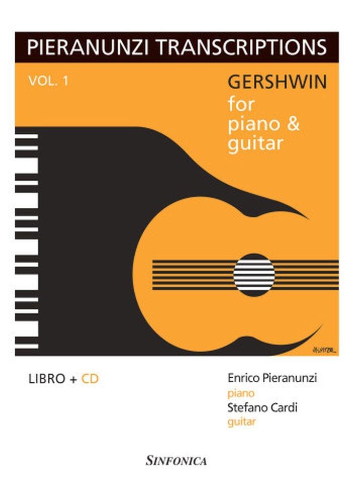 Enrico Pieranunzi: Pieranunzi Transcriptions Vol. 1: Guitar: Instrumental Tutor