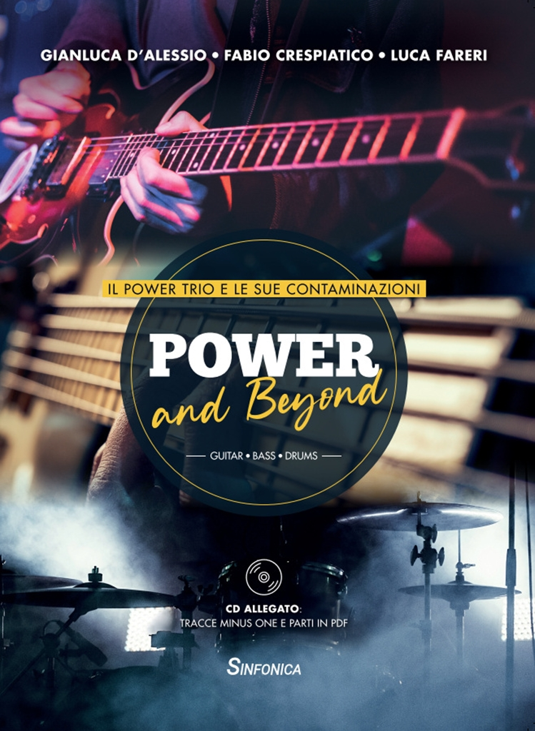 Power and Beyond: Guitar Solo: Instrumental Tutor
