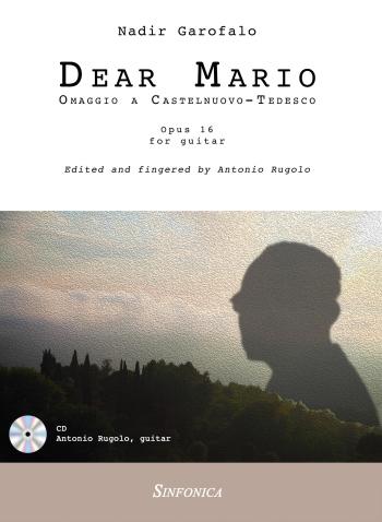 Nadir Garofalo: Dear Mario: Guitar Solo: Instrumental Album