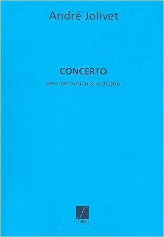 André Jolivet: Concerto Pour Percussion: Percussion